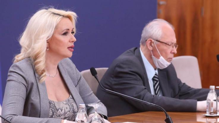 Kisić Tepavčević i Dr. Kon: Pandemija se ne može dočekati spremno