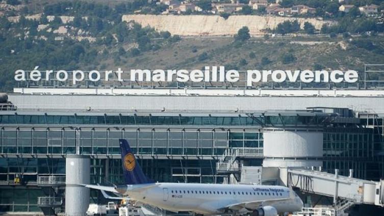 """Sletjeli na aerodrom """"Marseille-Provence"""""""