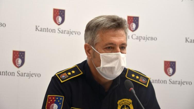Selimović: Policija je izvršila 25.000 kontrola