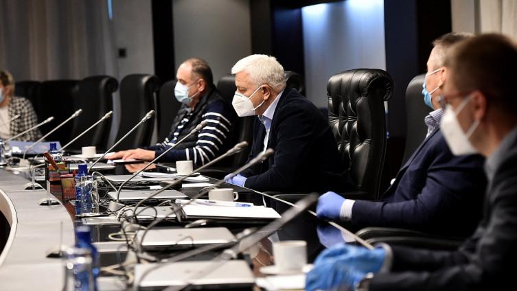 Marković: Primaran zadatak je zaštita zdravlja građana