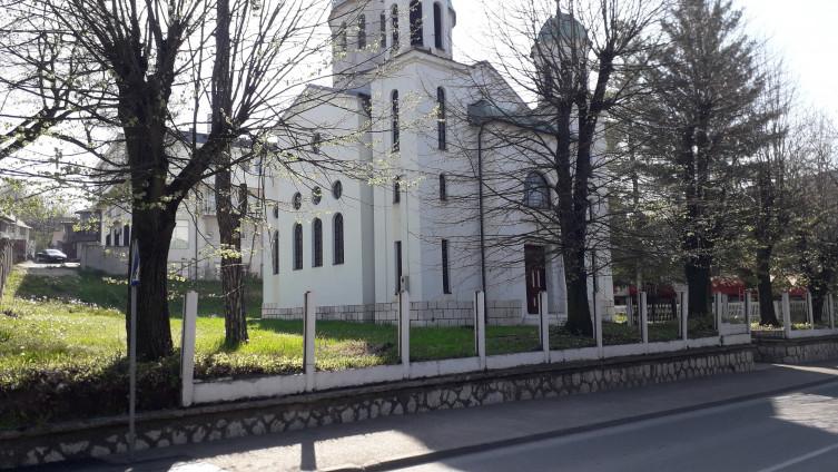 Crkva je sagrađena 1926. godine