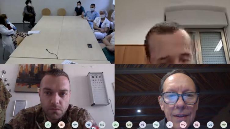 Danas je održana prva videokonferencija