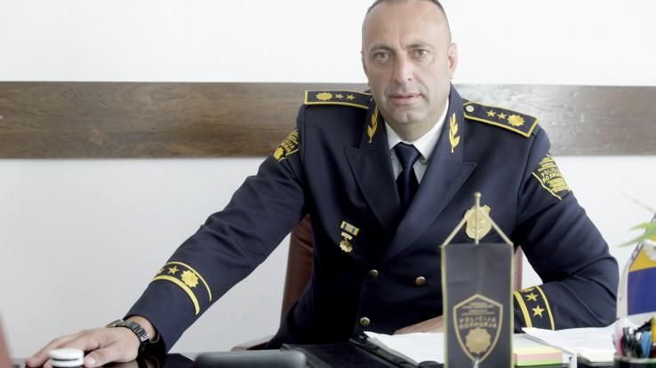 Direktor Federalne uprave policije Ensad Korman - Avaz, Dnevni avaz, avaz.ba