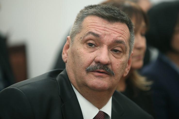 Predsjednik Ustavnog suda BiH Zlatko Knežević