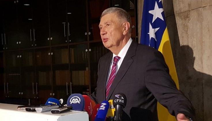 Radmanović: Idemo na kratku sjednicu