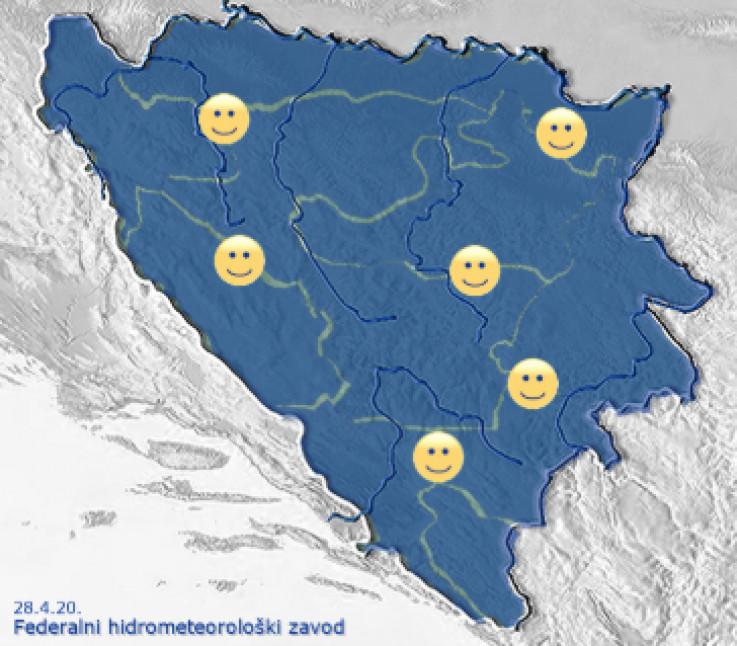 Biometeorološka prognoza - Avaz, Dnevni avaz, avaz.ba