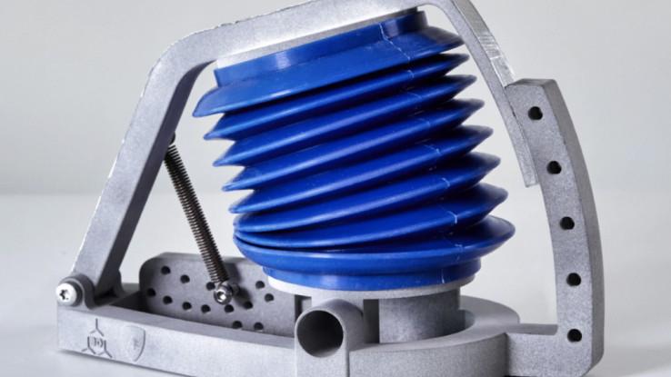 Smulatori pluća napravljeni su upotrebom visoko preciznog HP Jet Fusion 3D 4200 štampača