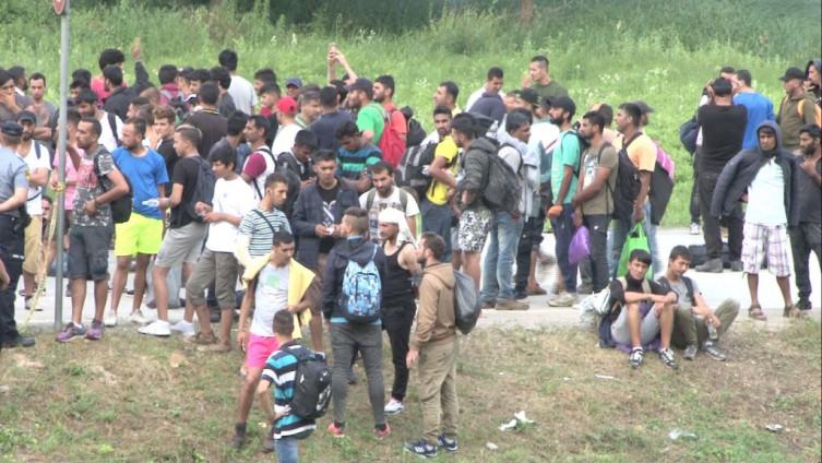 U TK u martu evidentirano 728 migranata