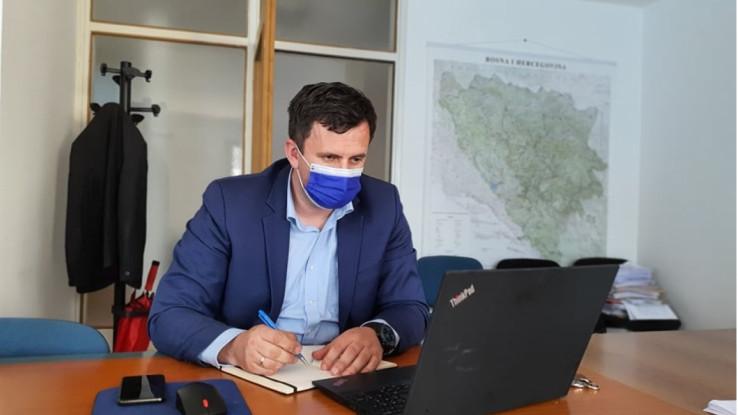 Matić: Jedna osoba će biti priključena na respirator