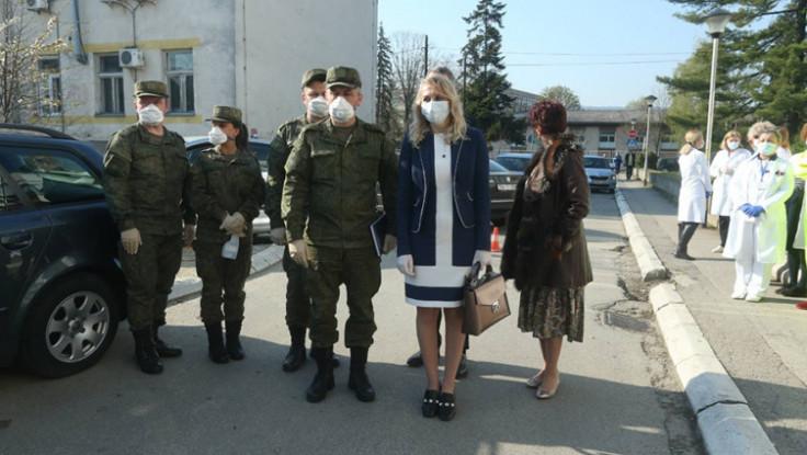 Ruska delegacija