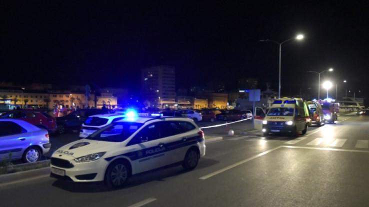 Hrvatska televizija navodi da se već danima odvijaju utrke u tom području