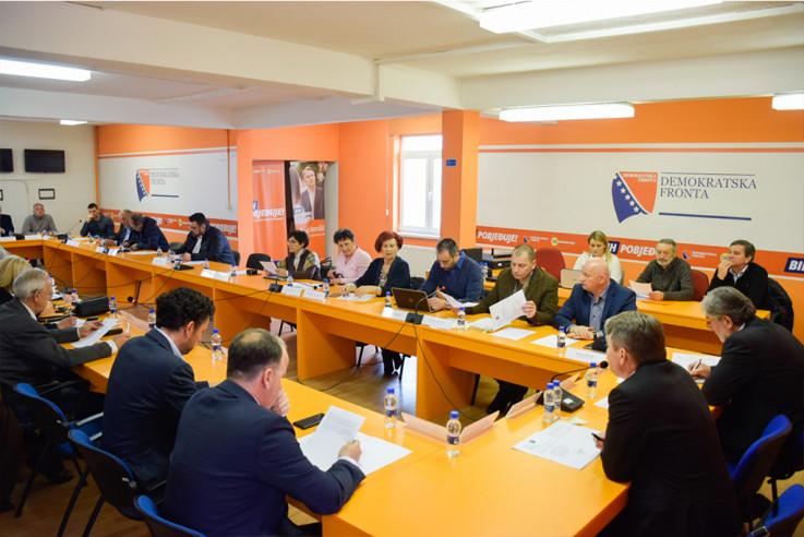 DF: Pozdravljamo reakciju pripadnika Ministarstva unutrašnjih poslova Kantona Sarajevo