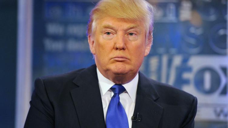 """Američki predsjednik nazvao demokrate """"mrziteljima Trampa""""."""