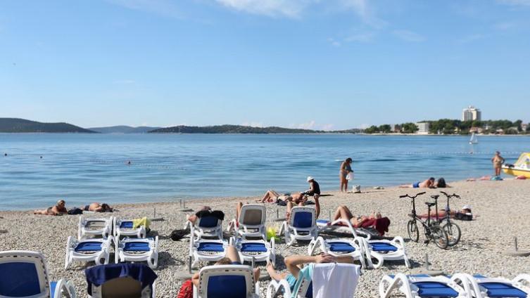 Plaže u Hrvatskoj