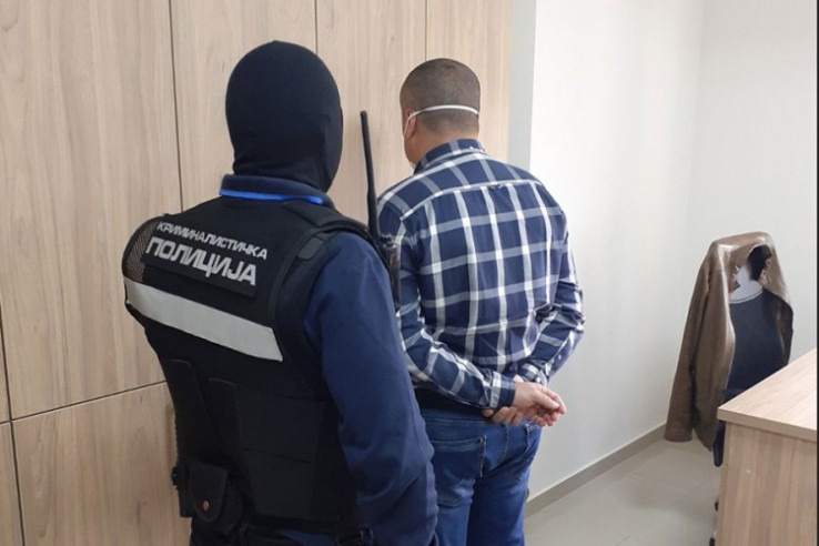 Inspektor odveden u Policijsku stanicu