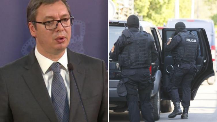 Vučić: Prijetnje putem društvenih mreža