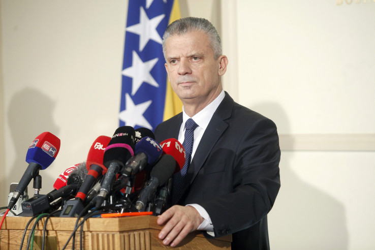 Ministar sigurnosti BiH Fahrudin Radončić upoznat sa rezultatom provjera