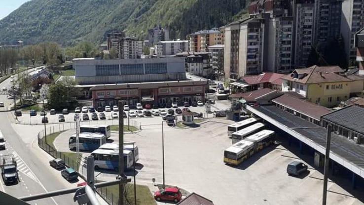Autobuska stanica u Zvorniku - Avaz, Dnevni avaz, avaz.ba