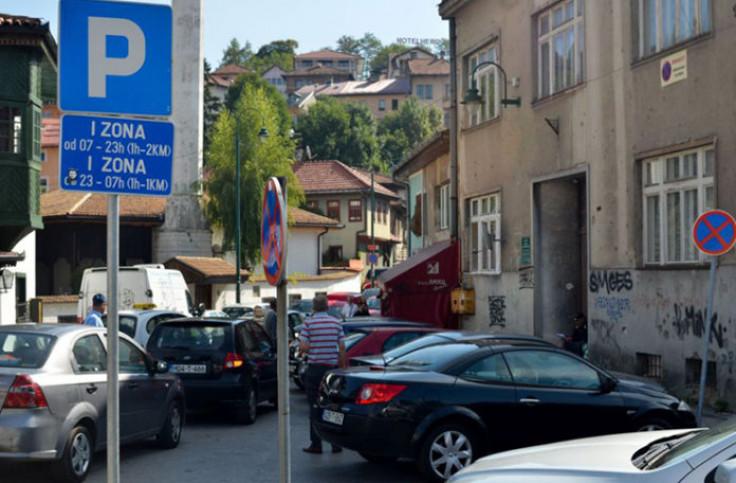 Ponovo će se naplaćivati korištneje parkinga u navedenim zonama