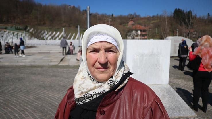 Mustafić: Ukopala tri sina i muža