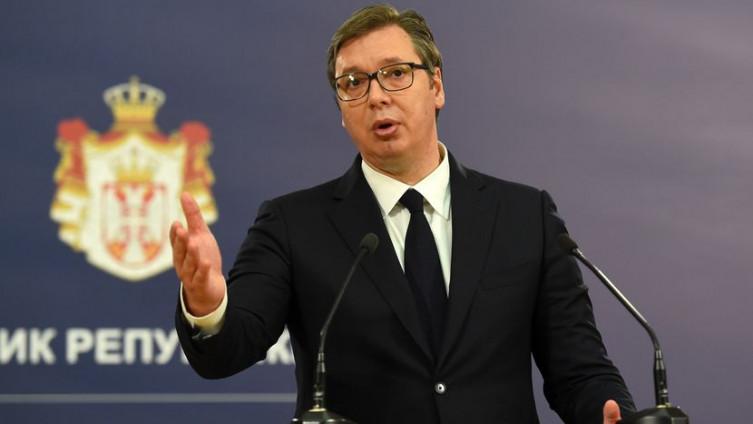 Vučić: Postupio u skladu s procjenama organa bezbjednosti