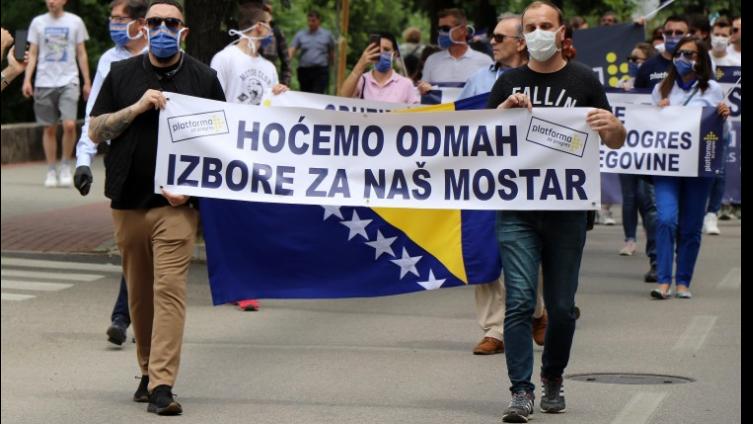 Građani ne žele dopustiti da Mostar i ve godine bude grad bez izbora