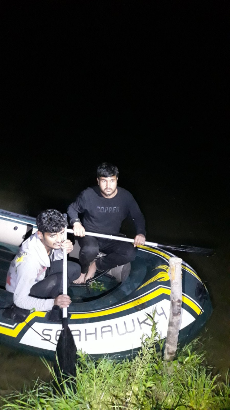 Policija spriječila krijumčarenje migranata