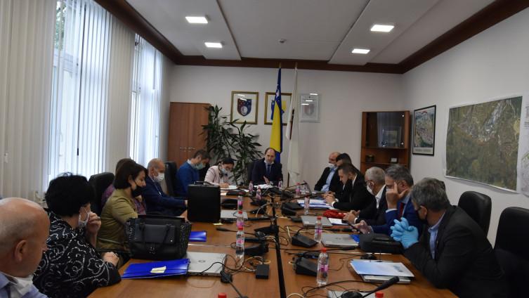 Održan sastana Operativnog tima
