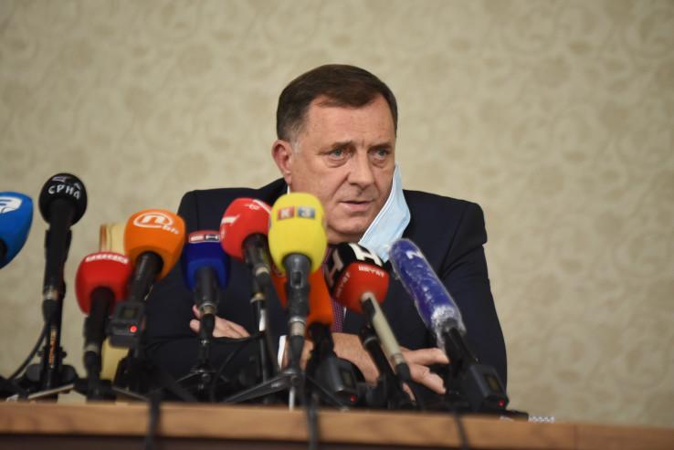 Dodik: Ponovo prijeti - Avaz, Dnevni avaz, avaz.ba
