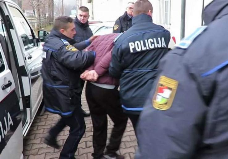 Osumnjičeni priveden 15. maja