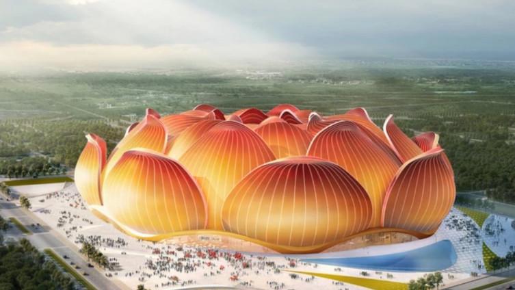 Kina: Počela izgradnja stadiona kakav u svijetu ne postoji