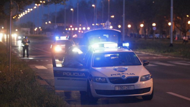 Policija vrši uviđaj