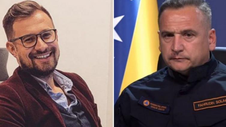Hodžić i Solak: Ubrzo u Tužilaštvu