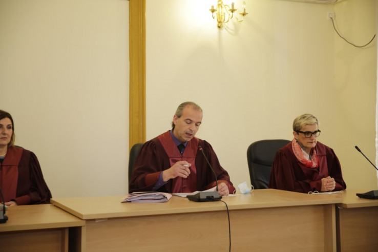 Sudskim vijećem predsjedavao Elis Sultanić