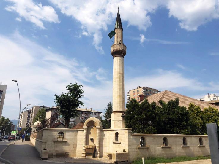 Sejmenska džamija: Druga najstarija u Zenici