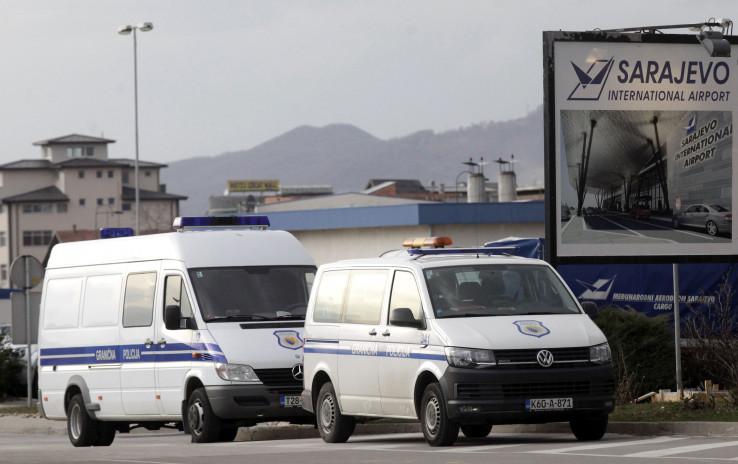 Jedna grupa Iračana otkrivena prošle godine na Aerodromu Sarajevo