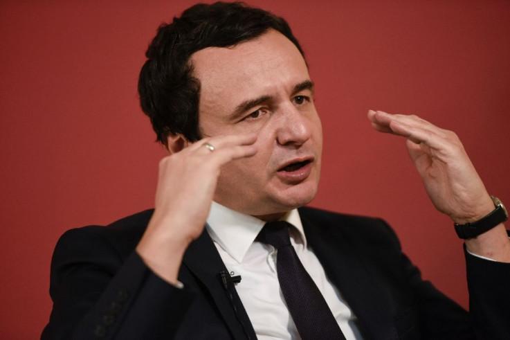 Kurti: Vršilac dužnosti premijera Kosova