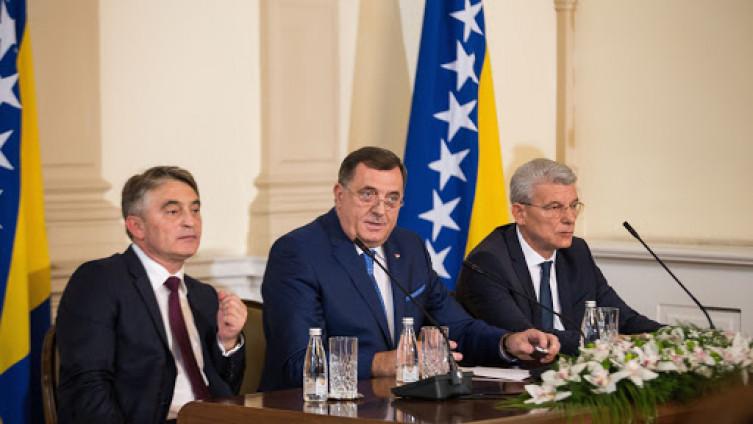 Članovi Predsjedništva BiH čestitali Bajram