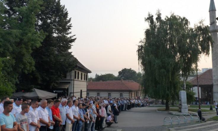 Centralna manifestacija u Sultan Ahmedovoj-Čaršijskoj džamiji u Zenici