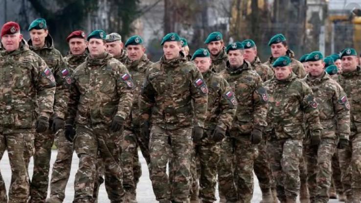 Vojska nakon intervencije mora obavijestiti policiju