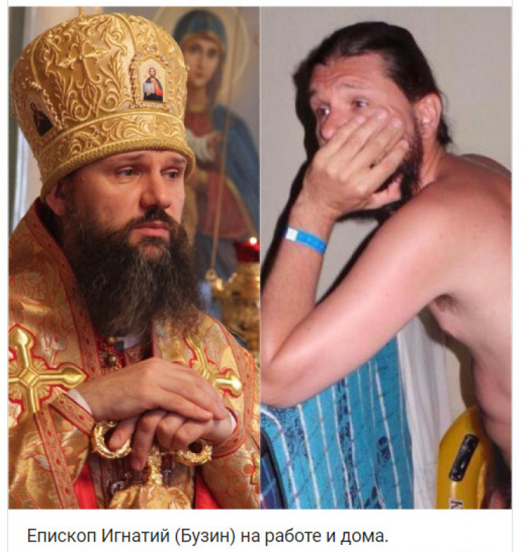Episkop armavirsko-labinski Ignatij Buzin