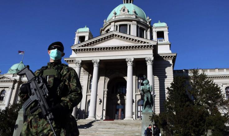 Gasi se koronavirus u Srbiji