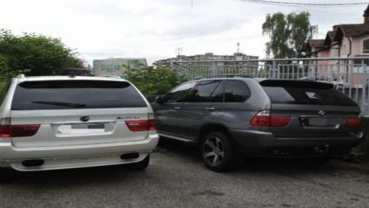 Dva oduzeta BMW-a