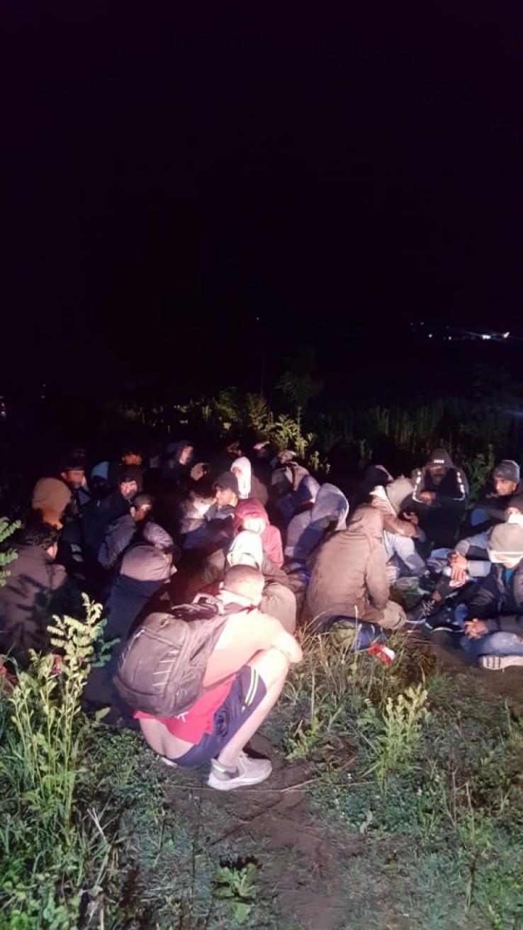 Spriječen ulazak ilegalnih migranata u BiH