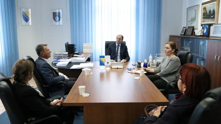 Nenadić je najavio kako će u narednom periodu u budžetu nastojati povećati iznose za finansiranje Udruženja