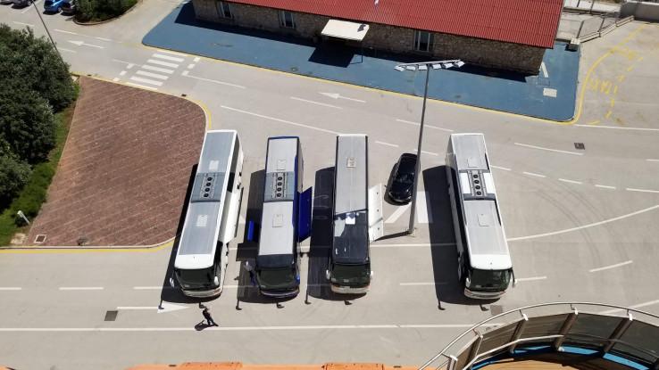 Krenuli s četiri autobusa iz Dubrovnika