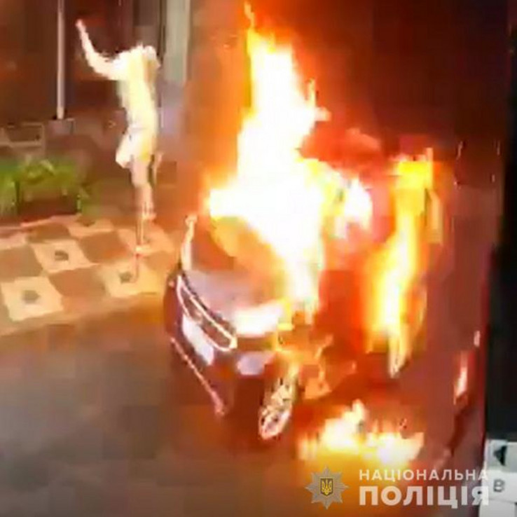 Zapalilili automobil