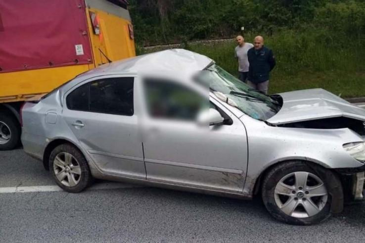 Nesreća u Dubokom Potoku kod Srebrenika