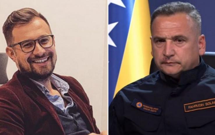 Hodžić i Solak: Davali izjave - Avaz, Dnevni avaz, avaz.ba