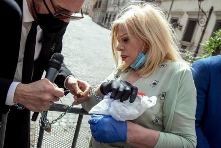 Milo:  Protest što Italija ne daje državnu pomoć za samostalne umjetnike